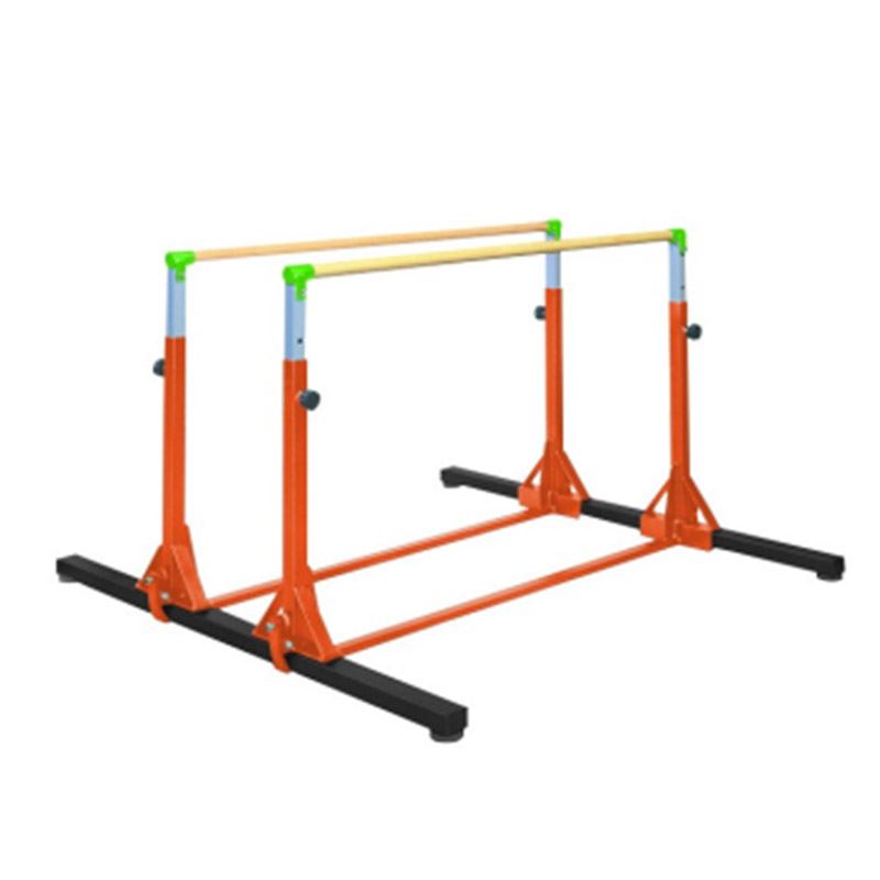 Factory Supply Home Gym Spinning Bike Magnetic Indoor Bike - High quality parallel bars for kids children gym equipment – LDK