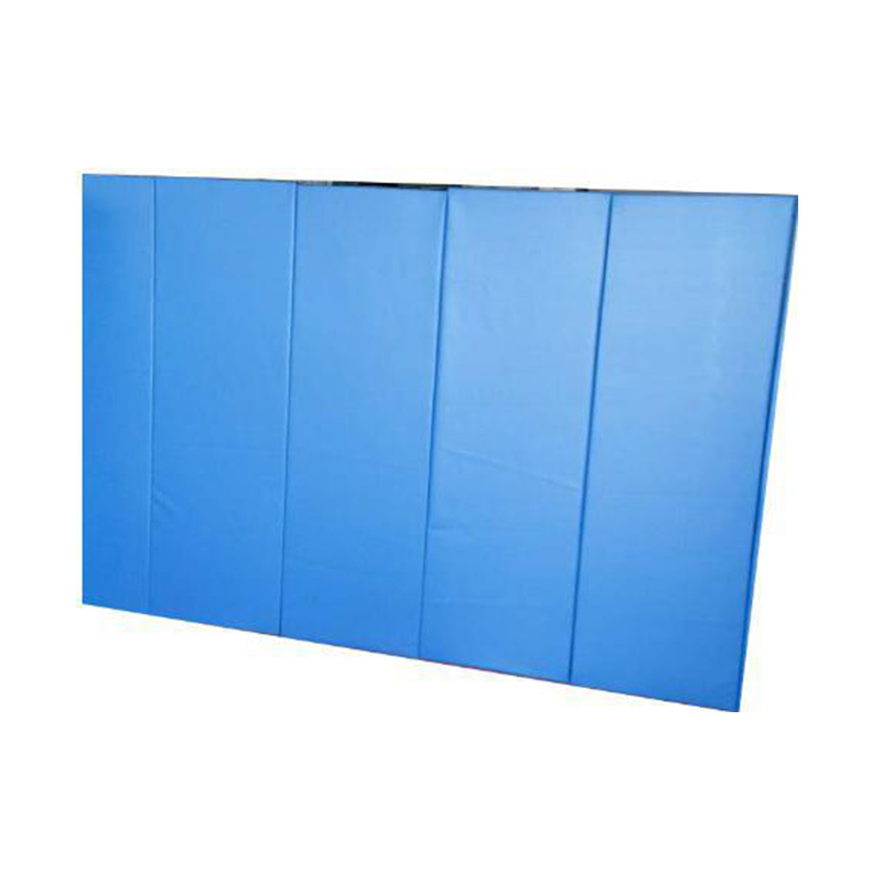 Gymnastic equipment wall padding kids play mats for sale