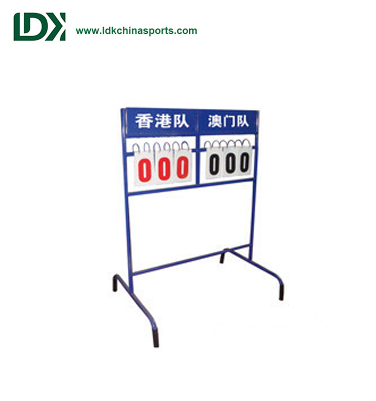Basketball equipment Basketball Scoreboard for training