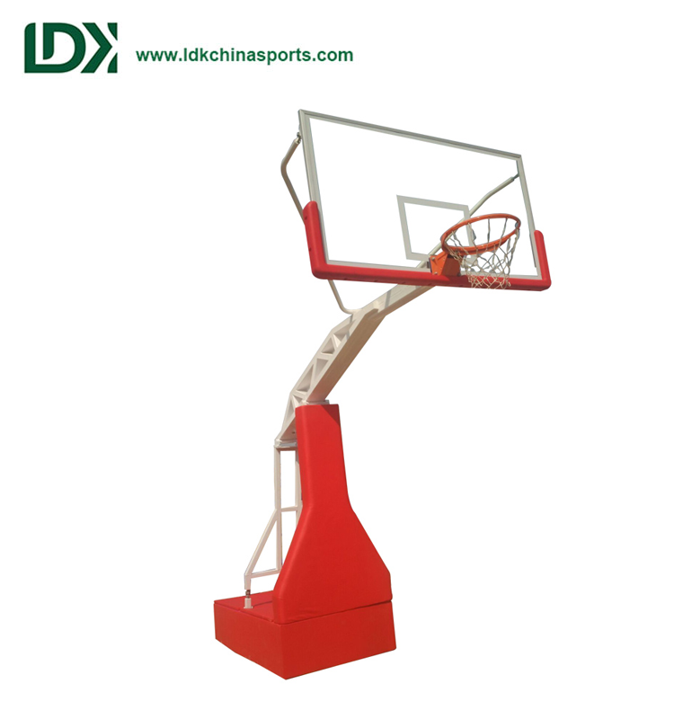 Outdoor Portable Foldable System Basketball Stand For Sale