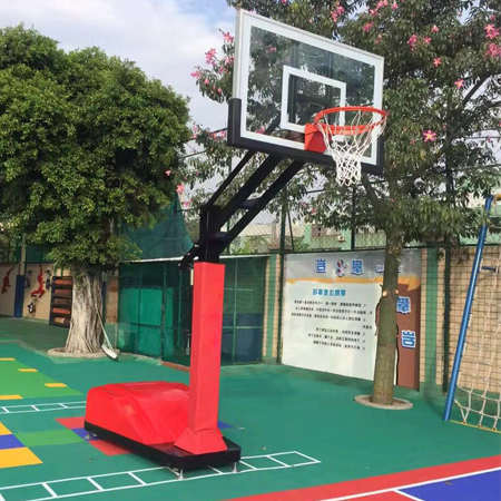 New Design Height Adjustable Portable Basketball Hoop Stand