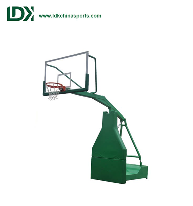 Best Price Stainless Steel Outdoor Basketball Hoop Portable