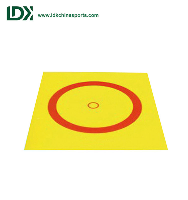 Factory price customized size wresting mat