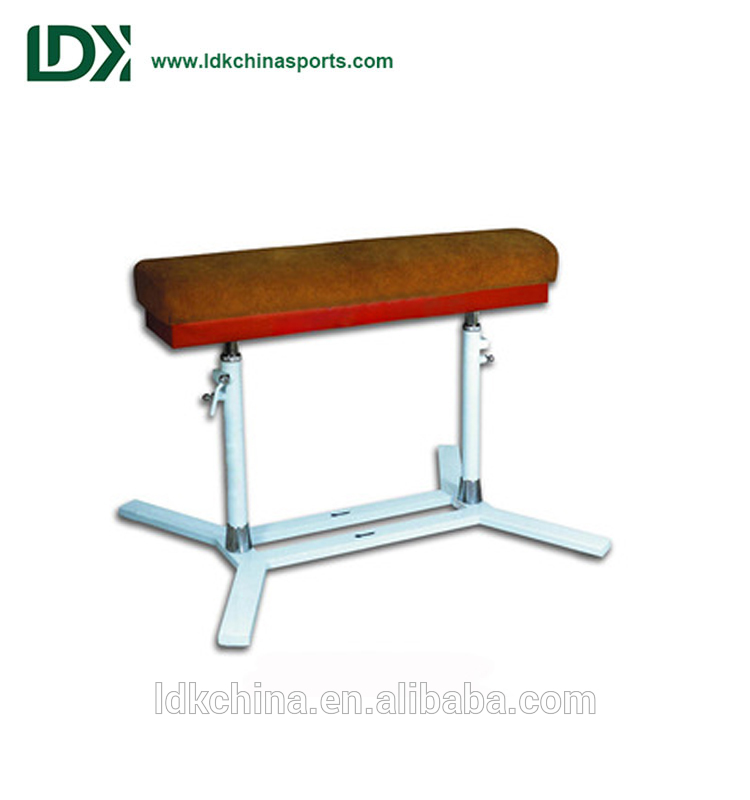Professional Competition Gymnastics Vaulting Horse,Pommel horse for sale