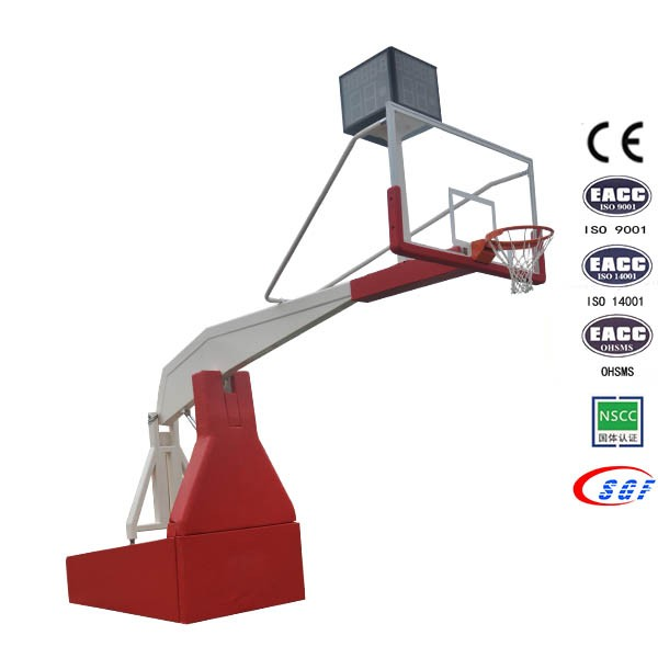 Hot Sale Premium Quality Basketball Equipment Movable Basketball Stand
