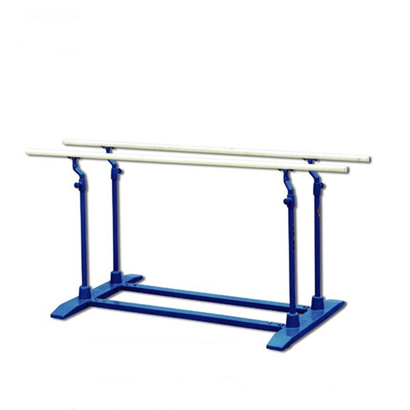 Most popular gymnastic apparatus kids parallel bars for sale
