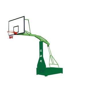 Heavy Duty Outdoor Akademie Training Sport Goedkoop basketbal Goal
