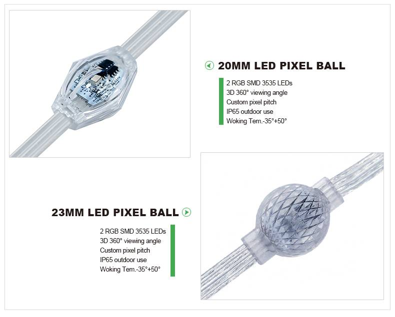 20mm 3d pixel ball (3)