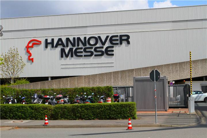 Exhibition Notice—2019 HANNOVER MESSE