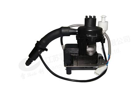 Condensation Pump for Central AC