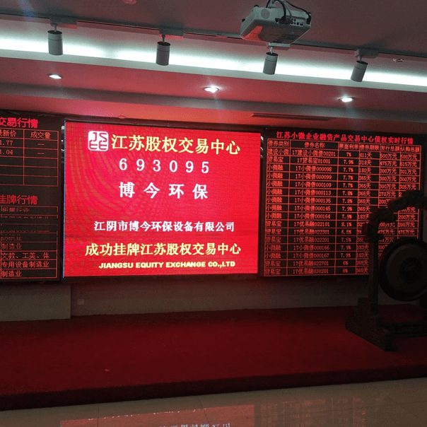 Congratulations on the successful listing of our company in Jiangsu Equity Exchange Center