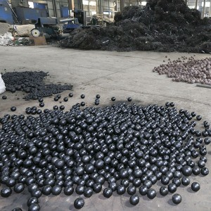 Wear Resistant of Forged Steel Ball with Good Performance