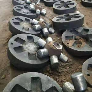 Grinding Bar (ZQCR) Low Chrome Grinding Cylpebs Casting Bar Steel Bar Grinding Media Cylpebs