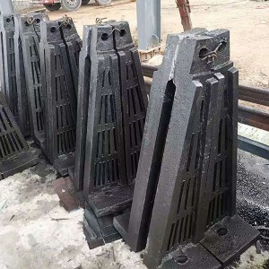 Abami Plate / Mill Liner Plate / Gride Liner Plate / Semi-autogenous isigayo ulwelwesi ipuleti