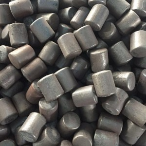 Mining usage High hardness low price casting steel Cylpebs