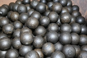 Professional Manufacturer of Casting Grinding Ball in Metal Mines