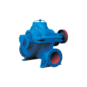 high efficiency double suction centrifugal pump