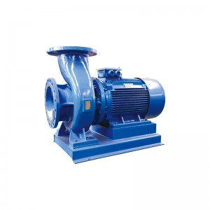 pinahigda single-stage centrifugal pump