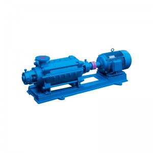 Single-suction Multi-stage Centrifugal Pump