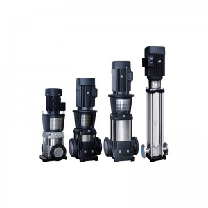 stainless steel vertical multi-stage pump