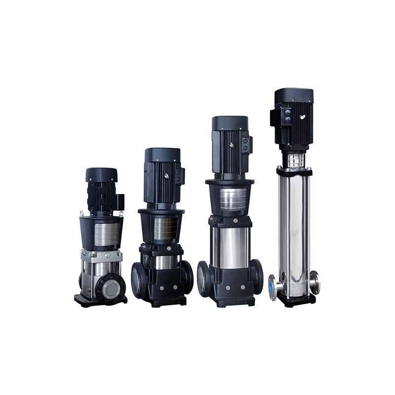 stainless steel vertical multi-stage pump Featured Image