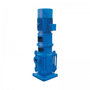 low-noise vertical multi-stage pump