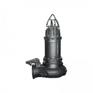 Submersible limbah Pump