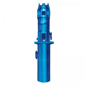 China Cheap price Horizontal End Suction Chemical Pump -