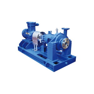 small flux chemical process pump