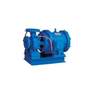 low noise single-stage pump