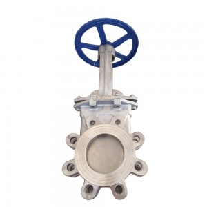 Hot sale Actuated Butterfly Valves - Stainless steel knife gate valve – Like Valve