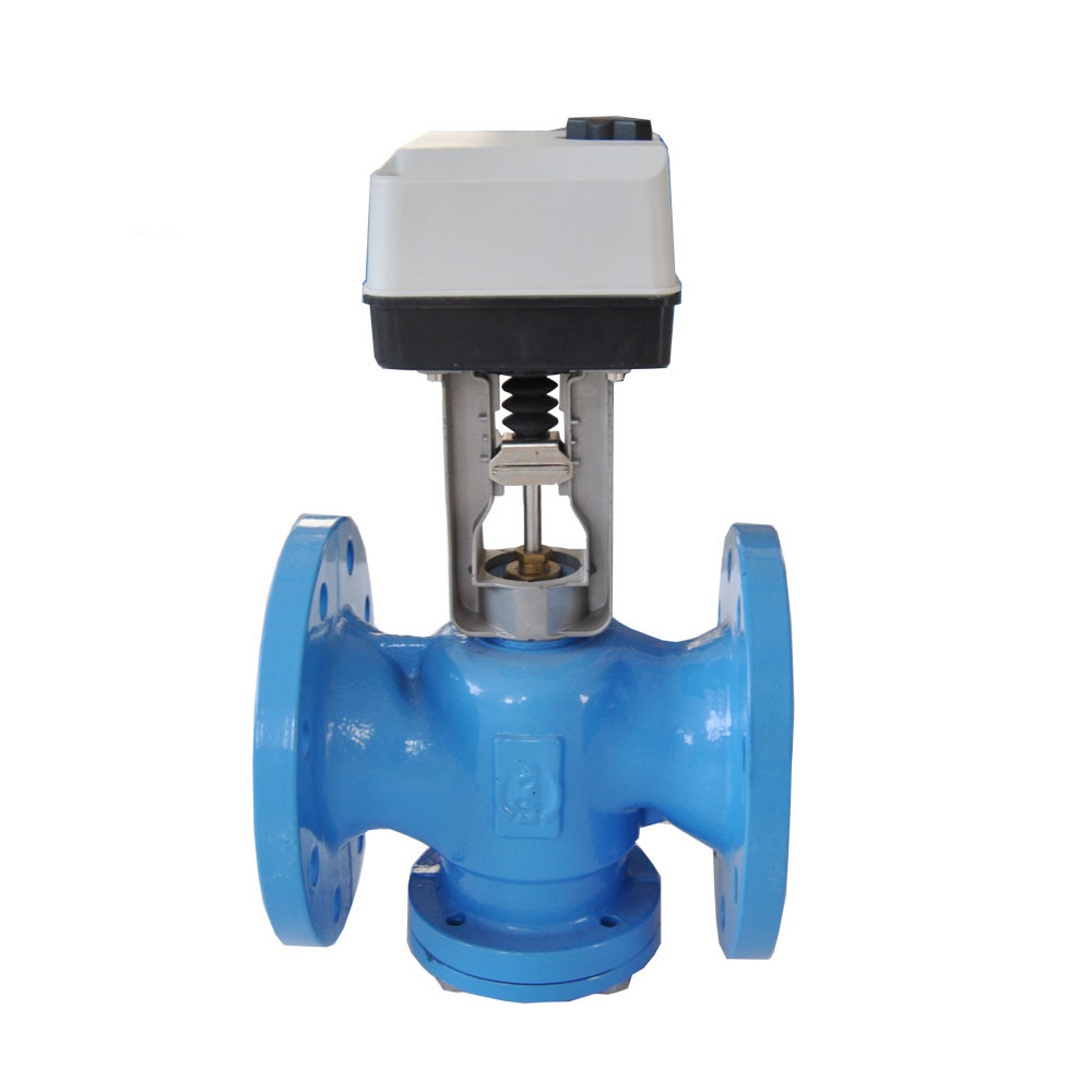 Reasonable price 4 Way Divert Valve - Intelligent balance of electric two control valve – Like Valve