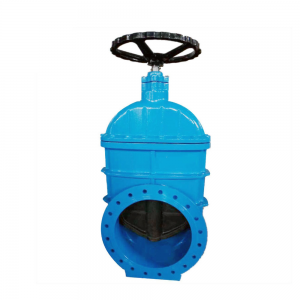 Ang Bevel Gear Soft Sealed Gate Valve