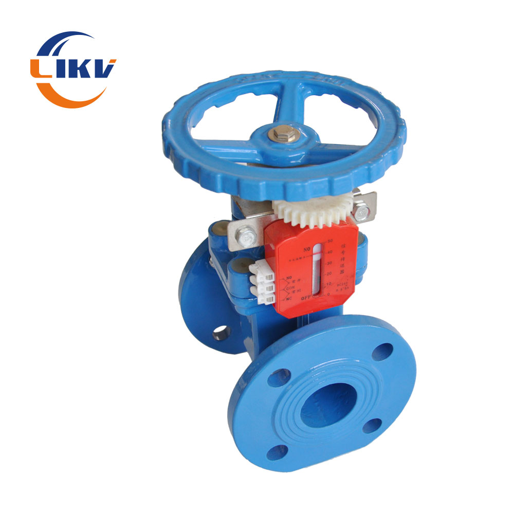 Fast delivery Wet Fire Water Alarm Valve - Signal soft sealing gate valve – Like Valve