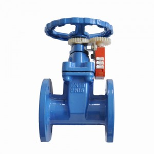 Signal soft sealing gate valve