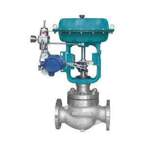Top guide sleeve control valve