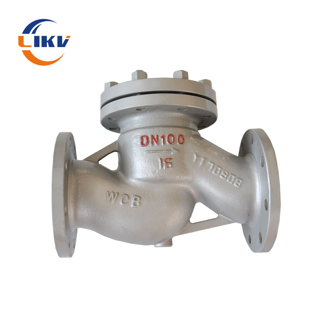 "Special Design for Dn40 1.5 4 Inch Globe Valve - Wholesale OEM 6"" Hastelloy C 276 Casting 900lb Pressure Flanged Lift Check Valve For Acid – Like Valve Featured Image"