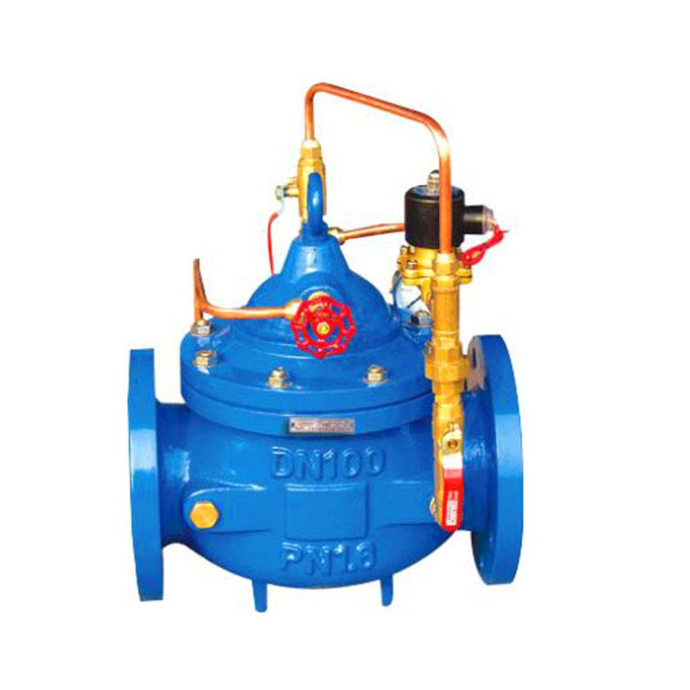 OEM manufacturer Micro Stop Return Valve - Electrically Operated Series Water Control Valve – Like Valve
