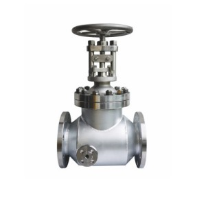 Bj41h / W jacketed insulation globe valve
