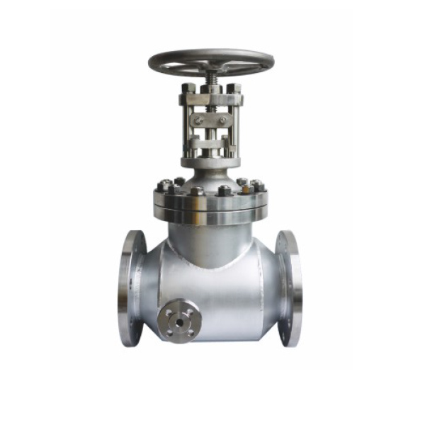 Bj41h / W jacketed insulation globe valve Featured Image