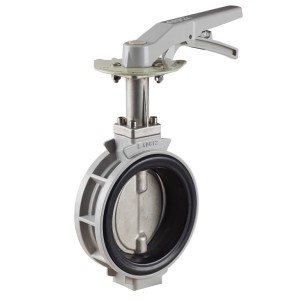 D71XAL Anti-dew butterfly valve