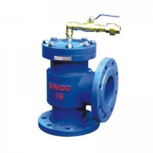 H142X hydraulic water level control valve