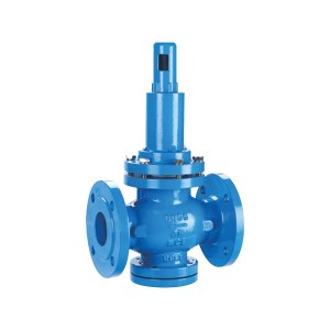 Y42x spring piston pressure reducing valve