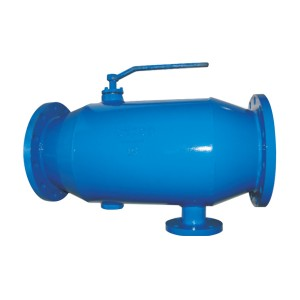 ZPG automatic backwashing sewage filter