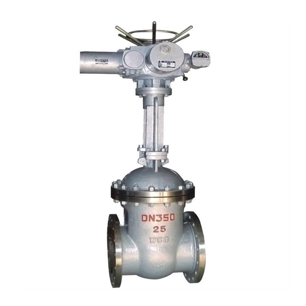 Electric gate valve Featured Image