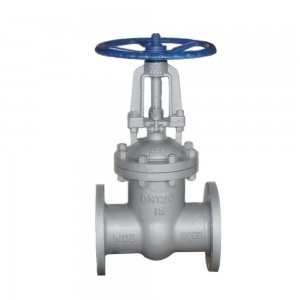 Flange Metal-seated Forged Steel Gate Valve