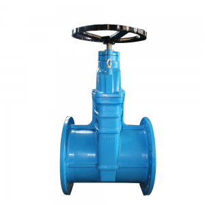 German standard F5 soft seal gate valve