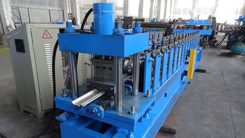 Rolling Shutter Slat roll forming machine Featured Image