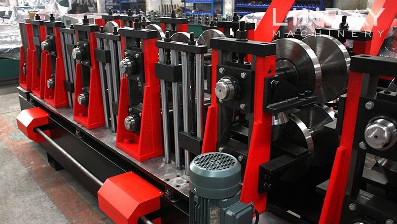 C Purlin roll forming machine Featured Image