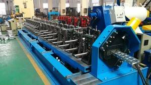 Cable Tray roll forming machine2